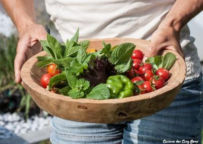 Ambiance - Valérie et légumes - 20140801 - 0239
