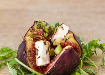 Grande salade - Figues -1244