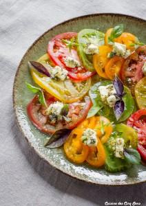 Grande salade - Tomates - 20140628 - 7152