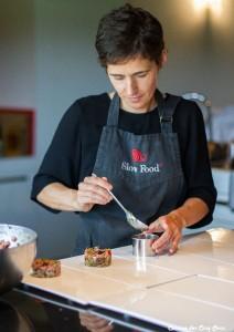 Valérie en cuisine - 20140702 - 7841